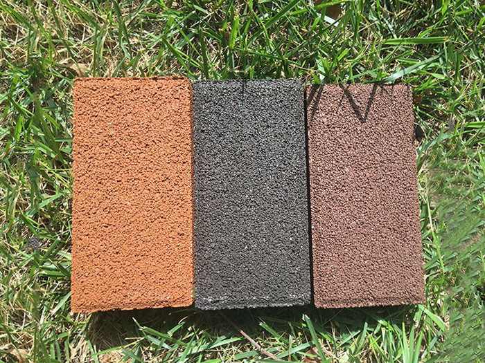 石英砂透水砖